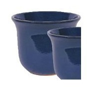 Heaven Blue Flora Planter - 14.75