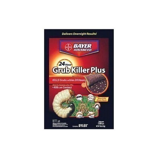 Bayer 24 Hour Grub Killer Plus Granules Thumbnail
