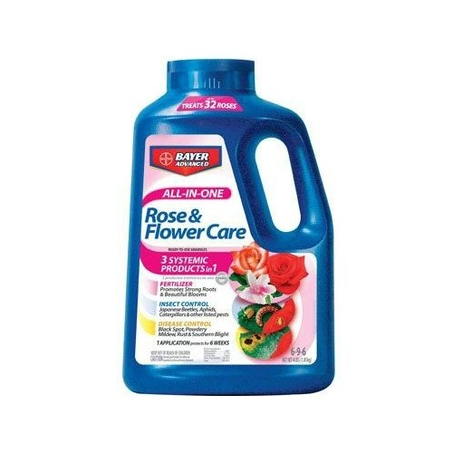 Bayer Advanced All-In-One Rose Care Granules Thumbnail