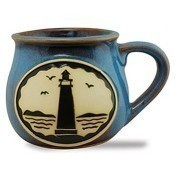 Bean Pot Lighthouse Mug Thumbnail