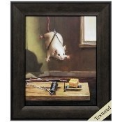 Mission Impossible Framed Print Thumbnail