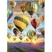 Hot Air Balloons Puzzle Thumbnail