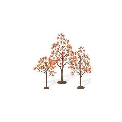 Department 56 - Village Autumn Maple Trees Thumbnail