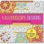 Kaleidoscope Coloring Book Thumbnail
