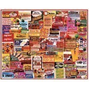 Gum Wrappers Jigsaw Puzzle Thumbnail