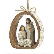 Holy Family Ornament Thumbnail