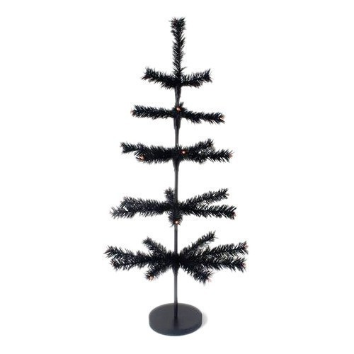 Black Artificial Tree Thumbnail