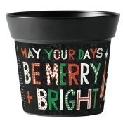 Be Merry & Bright Art Pot Thumbnail