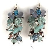 Grape Cluster Earrings Thumbnail