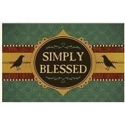 Simply Blessed Mat Thumbnail