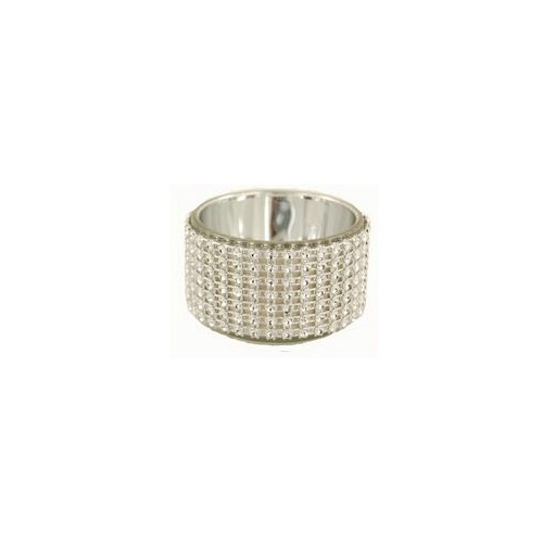 Silver Rhinestone Tealight Holder Thumbnail