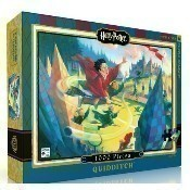 Harry Potter Quidditch Puzzle Thumbnail