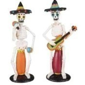 Dancing Day of the Dead Figure Thumbnail