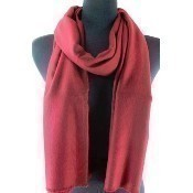 Allure Scarf - Wine Thumbnail