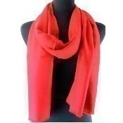 Allure Scarf - Red Thumbnail