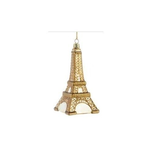 Nobel Gems Eiffel Tower Ornament Thumbnail
