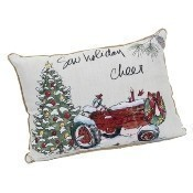 Sow Holiday Cheer Pillow Thumbnail