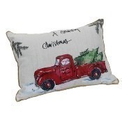 A Country Christmas Pillow Thumbnail