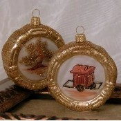 Ornaments to Remember - Imperial Cart Disk Thumbnail