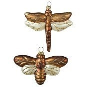 Dragonfly or Bee Ornament Thumbnail