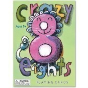 Crazy Eights Playing Cards Thumbnail