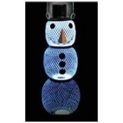 Solar Hat Snow Man Wild Bird Feeder Thumbnail