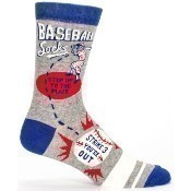 Baseball Men's Socks Thumbnail