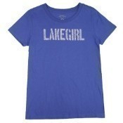 Simply Lakegirl Tee Shirt - Amparo Blue Thumbnail