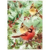 Christmas Pine Kitchen Towel Thumbnail
