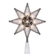 Clear Star Tree Topper Thumbnail