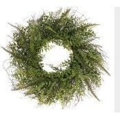 Mixed Fern Wreath Thumbnail