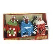 Ugly Sweater Knitted Bottle Sweater Thumbnail