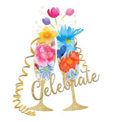 Celebrate Beverage Napkins Stationery Paper Gifts