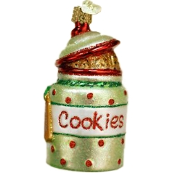 Cookie Jar Ornament Collectible Ornaments