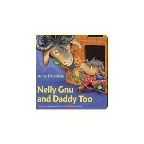 Nelly Gnu and Daddy Too Book Thumbnail