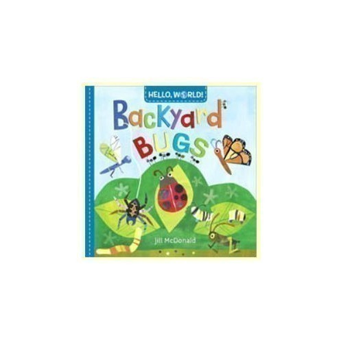 Hello, World! Backyard Bugs Book Thumbnail