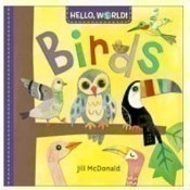 Hello, World! Birds Book Thumbnail