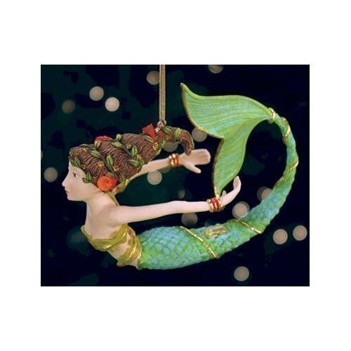 Patience Brewster - Krinkles Mermaid Ornament Thumbnail