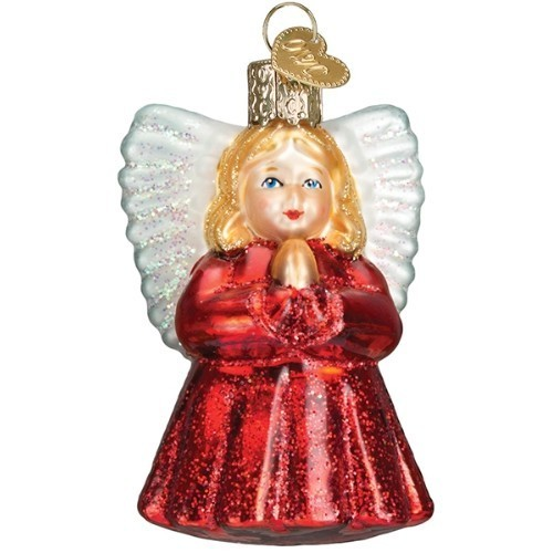 Baby Angel Ornament Thumbnail
