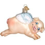 - Flying Pig Ornament Thumbnail