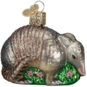Armadillo Ornament Thumbnail