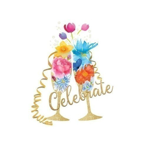 Celebrate! Beverage Napkins Thumbnail