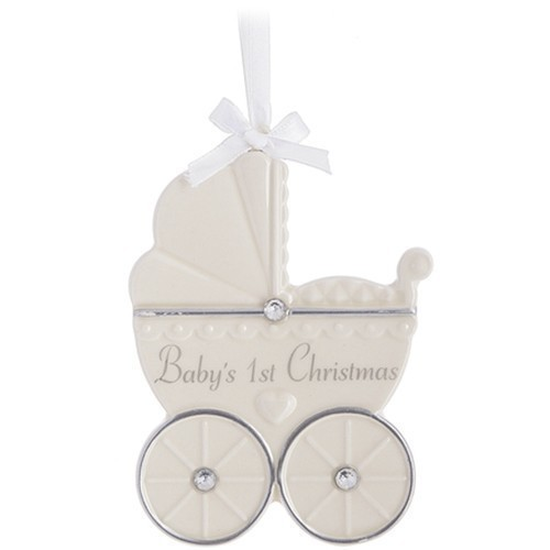 Baby's 1st Christmas Ornament Thumbnail