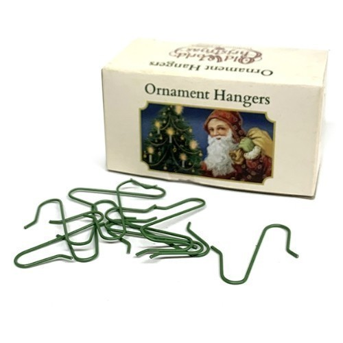Old World Christmas - Green Ornament Hangers Thumbnail