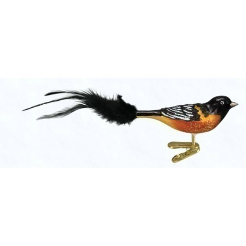 Baltimore Oriole Ornament Thumbnail