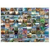 99 Beautiful Places on Earth Puzzle Thumbnail