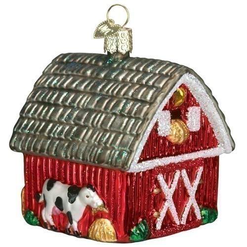 Barn Ornament Thumbnail