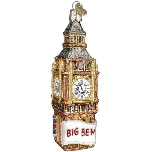 - Big Ben Ornament Thumbnail