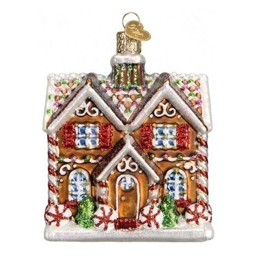 - Christmastime Cottage Ornament Thumbnail