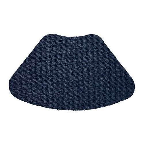 Fishnet Wedge Placemat - Navy Blue Thumbnail